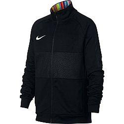 Nike CR7 B NK DRY TRK JKT 196 čierna L - Chlapčenská bunda