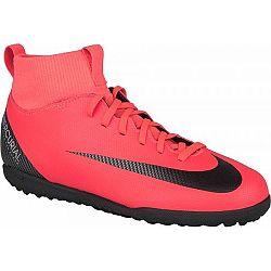 Nike CR7 SUPERFLYX  6 TF červená 9 - Pánske turfy