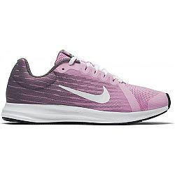 Nike DOWNSHIFTER 8 GS ružová 5Y - Detská bežecká obuv