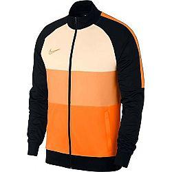 Nike DRY ACDMY TSK JKT I96K oranžová L - Pánska mikina