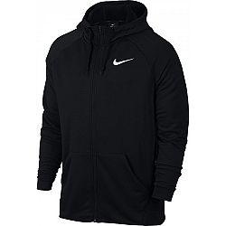 Nike DRY HOODIE FZ FLEECE čierna XL - Pánska tréningová mikina