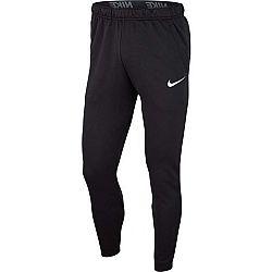 Nike DRY PANT TAPER FLEECE čierna M - Pánske tepláky