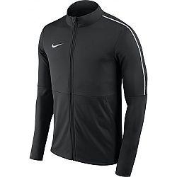 Nike DRY PARK18 TRK JKT K čierna L - Detská športová mikina