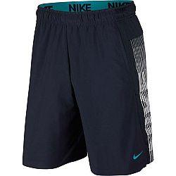 Nike DRY SHORT 4.0 LV tmavo modrá L - Pánske športové kraťasy