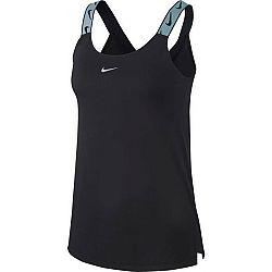Nike DRY TANK ELDTIKA VNR HO19 W čierna M - Dámske športové tielko