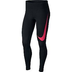 Nike ESSNTL TGHT HBR čierna S - Dámske bežecké legíny
