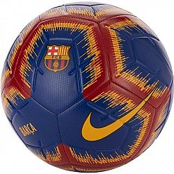 Nike FC BARCELONA STRIKE červená 5 - Futbalová lopta