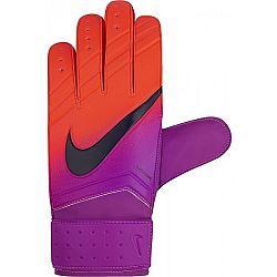 Nike GK JR MATCH FA16 fialová 4 - Detské brankárske rukavice