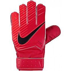 Nike GK JR MTCH čierna 4 - Detské brankárske rukavice