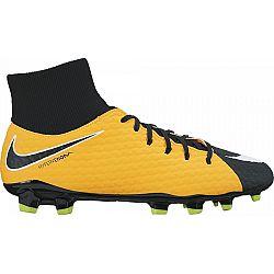 Nike HYPERVENOM PHELON FG DF žltá 6 - Pánske kopačky