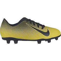 Nike JR BRAVATA II FG žltá 3Y - Detské lisovky