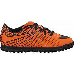 Nike JR BRAVATAX II TF čierna 5Y - Detské turfy