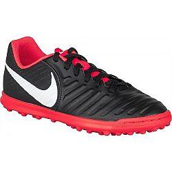 Nike JR LEGENDX 7 CLUB TF čierna 1.5Y - Detské turfy