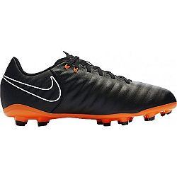 Nike JR TIEMPO LEGEND VII ACADEMY FG čierna 4.5Y - Detské kopačky