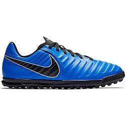 Nike JR TIEMPO LEGENDX 7 TF modrá 5Y - Detské turfy