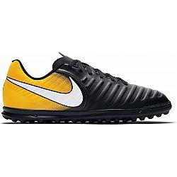 Nike JR TIEMPOX RIO IV TF čierna 5.5Y - Detské turfy