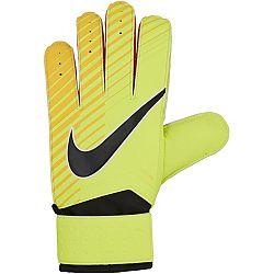 Nike MATCH GOALKEEPER svetlo zelená 11 - Futbalové rukavice
