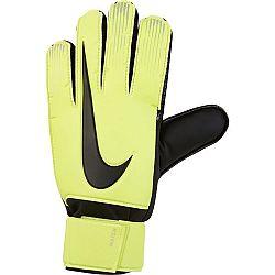 Nike MATCH GOALKEEPER žltá 11 - Brankárske rukavice