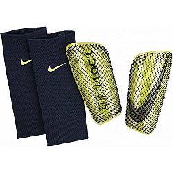 Nike MERCURIAL LITE SUPERLOCK čierna S - Pánske futbalové chrániče