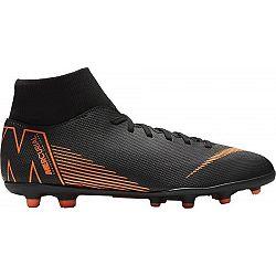 Nike MERCURIAL SUPERFLY VI CLUB MG čierna 7 - Pánske kopačky