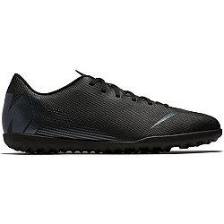 Nike MERCURIALX  VAPOR 12 CLUB TF sivá 8 - Pánske turfy