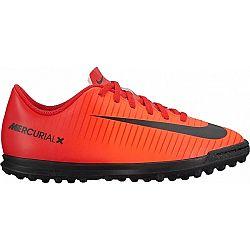 Nike MERCURIALX VOR III JR červená 5Y - Detské turfy