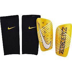 Nike NEYMAR MERCUIAL LITE  XL - Futbalové chrániče