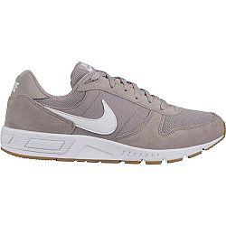 Nike NIGHTGAZER biela 10 - Pánska voľnočasová obuv