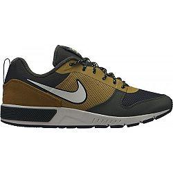 Nike NIGHTGAZER TRAIL hnedá 8.5 - Pánska voľnočasová obuv