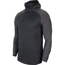 Nike NP TOP LS UTILITY THRMA M čierna S - Pánsky tréningový top