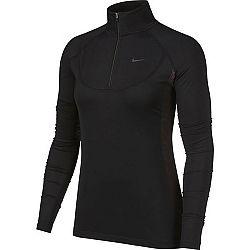 Nike NP WM NEREIDS GRX HZ čierna M - Dámsky top s dlhým rukávom