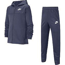 Nike NSW AV TRACK SUIT B modrá S - Chlapčenská súprava