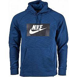 Nike NSW OPTIC HOODIE PO GX modrá XL - Pánska mikina