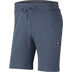 Nike NSW OPTIC SHORT šedá S - Pánske kraťasy