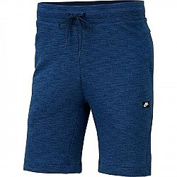 Nike NSW OPTIC SHORT tmavo modrá M - Pánske šortky