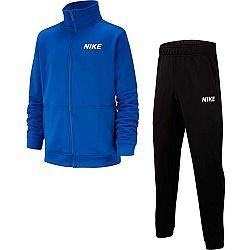 Nike NSW TRK SUIT POLY N čierna XL - Chlapčenská  súprava