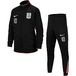 Nike NYR B NK DRY TRK SUIT K čierna S - Chlapčenská súprava