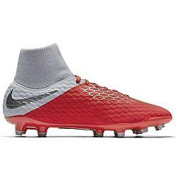 Nike PHANTOM 3 ACADEMY FG šedá 11.5 - Pánske kopačky