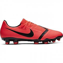 Nike PHANTOM VENOM ACADEMY FG červená 8 - Pánske kopačky