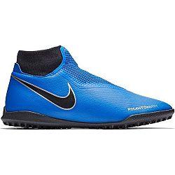 Nike PHANTOM VISION ACADEMY DYNAMIC FIT TF šedá 7.5 - Pánske turfy
