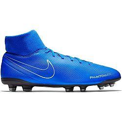 Nike PHANTOM VISION CLUB DYNAMIC FIT FG modrá 9.5 - Pánske kopačky