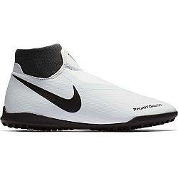 Nike PHANTOM VSN ACADEMY DF TF biela 9 - Pánske turfy
