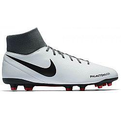 Nike PHANTOM VSN CLUB MG biela 7.5 - Pánske kopačky