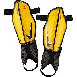 Nike PROTEGGA FLEX čierna XL - Futbalové chrániče