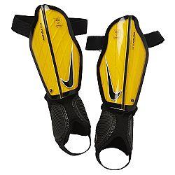 Nike PROTEGGA FLEX oranžová S - Detské futbalové chrániče