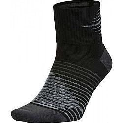 Nike QUARTER SOCK čierna S - Bežecké ponožky