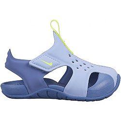 Nike SUNRAY PROTECT 2 TD modrá 7c - Detské sandále