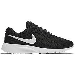 Nike TANJUN sivá 3.5Y - Detská obuv na voľný čas