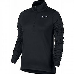 Nike THRMA TOP CORE HZ WARM čierna L - Dámska mikina