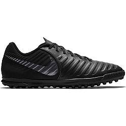 Nike TIEMPOX LEGENDX 7 CLUB TF čierna 10 - Pánske turfy